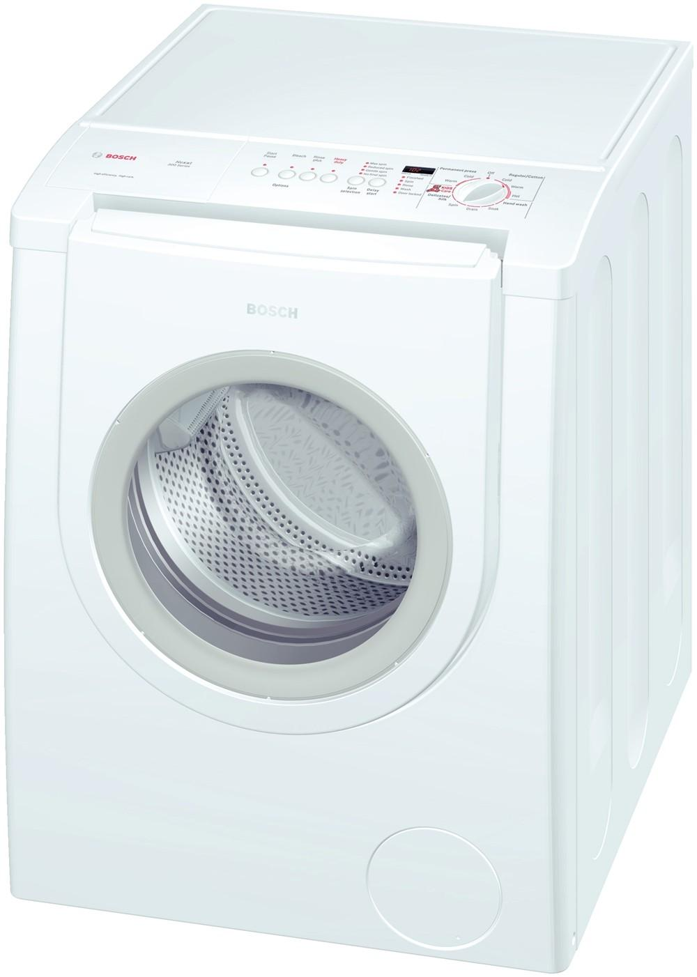 Bosch Wfmc2201uc 27 Quot Front Load Washer With 4 0 Cu Ft