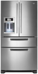 Brand: MAYTAG, Model: MFX2571XEW, Color: Monochromatic Stainless Steel