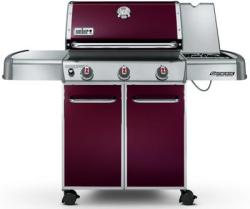 Brand: WEBER, Model: 6521301, Fuel Type: Brick Red, LP Gas