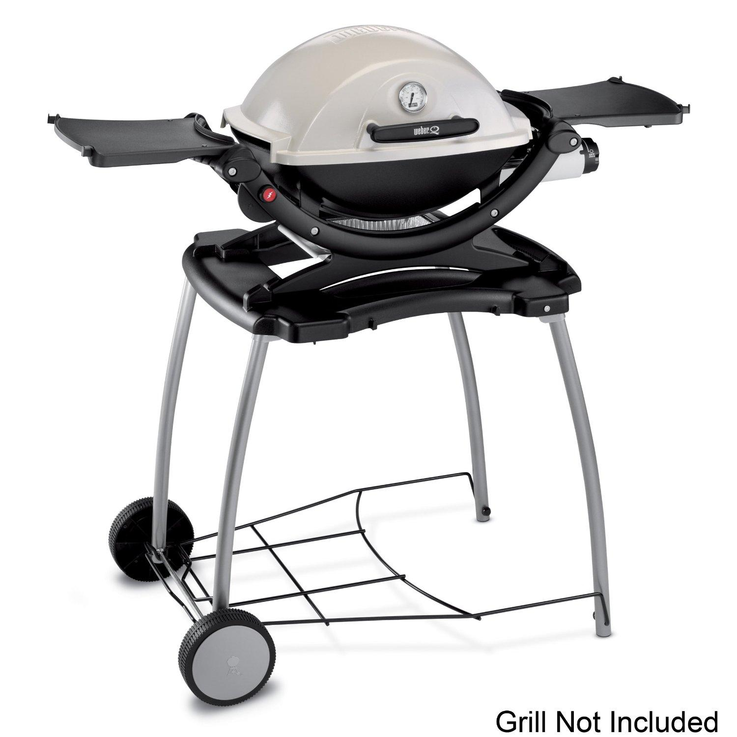6549 Weber 6549 Accessories Grill Carts Rolling Cart