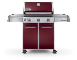 Brand: WEBER, Model: 6517301, Fuel Type: Brick Red, LP Gas