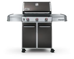 Brand: WEBER, Model: 6517301, Fuel Type: Steel Gray, LP Gas