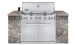 Brand: WEBER, Model: S660, Fuel Type: Liquid Propane