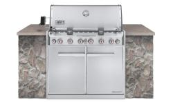 Brand: WEBER, Model: 7360001, Fuel Type: Natural Gas