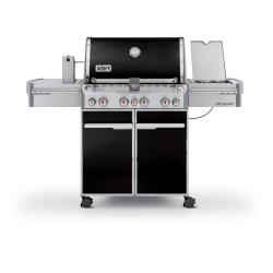Brand: WEBER, Model: E470, Fuel Type: Liquid Propane