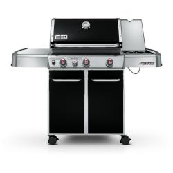Brand: WEBER, Model: 6537301, Fuel Type: Black, LP Gas