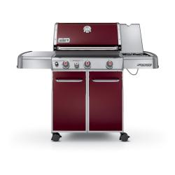 Brand: WEBER, Model: 6537301, Fuel Type: Brick Red, LP Gas