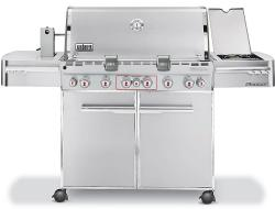 Brand: WEBER, Model: S670, Fuel Type: Natural Gas