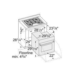 Bosch HBL3350UC 30