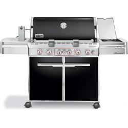 Brand: WEBER, Model: E670, Fuel Type: Natural Gas