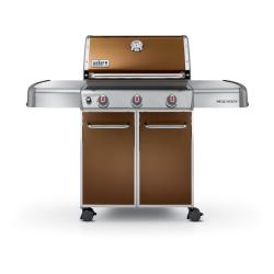 Brand: WEBER, Model: E310G, Fuel Type: Copper, LP Gas
