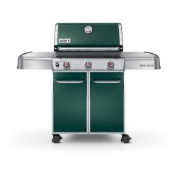 Brand: WEBER, Model: 6512001, Fuel Type: Green, LP Gas