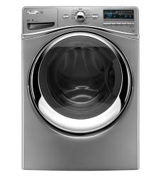 Brand: Whirlpool, Model: WFW94HEXR, Color: Lunar Silver
