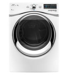 Brand: Whirlpool, Model: WED94HEXW, Color: White