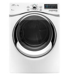 Brand: Whirlpool, Model: WGD95HEXR, Color: White