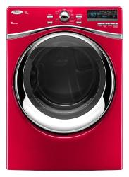 Brand: Whirlpool, Model: WGD95HEXR, Color: Cranberry