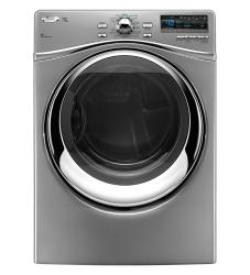 Brand: Whirlpool, Model: WGD95HEXR, Color: Lunar Silver