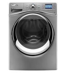 Brand: Whirlpool, Model: WFW97HEXW, Color: Lunar Silver