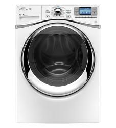Brand: Whirlpool, Model: WFW97HEXW, Color: White
