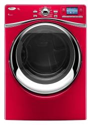 Brand: Whirlpool, Model: WGD97HEXR, Color: Cranberry