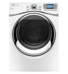 Brand: Whirlpool, Model: WGD97HEXR, Color: White