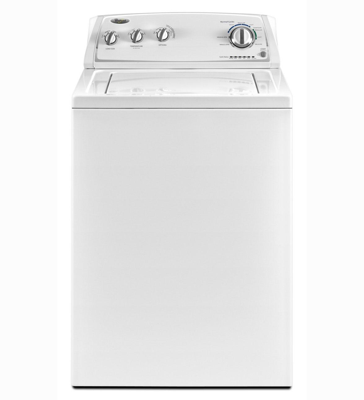 Whirlpool Wtw4800xq 27 Quot Top Load Washer With 3 4 Cu Ft