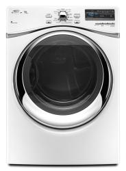 Brand: Whirlpool, Model: WED95HEXL, Color: White