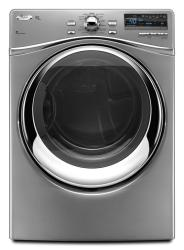 Brand: Whirlpool, Model: WED95HEXR, Color: Lunar Silver