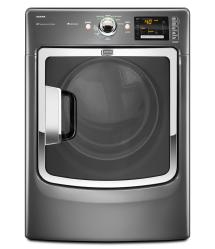 Brand: Maytag, Model: MGD6000XW, Color: Cosmetallic