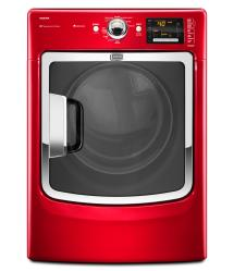 Brand: Maytag, Model: MGD6000XW, Color: Crimson