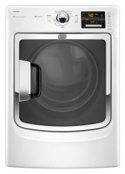 Brand: Maytag, Model: MED6000XW, Color: White