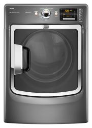 Brand: Maytag, Model: MED6000XW, Color: Cosmetallic
