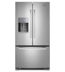 Brand: Whirlpool, Model: GI6FARXXY, Color: Monochromatic Stainless Steel