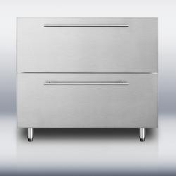 Brand: SUMMIT, Model: BDR190CSSx, Style: Sleek Modern Handles