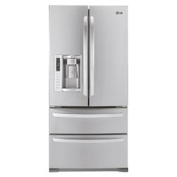 Brand: LG, Model: LMX25988SW, Color: Stainless Steel