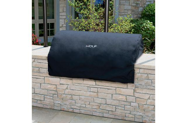 Outdoor Vent Covers >> 814732 | Wolf 814732 | Grill Covers Canvas Cover