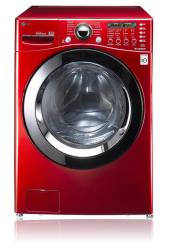 Brand: LG, Model: WM3360H, Color: Wild Cherry Red