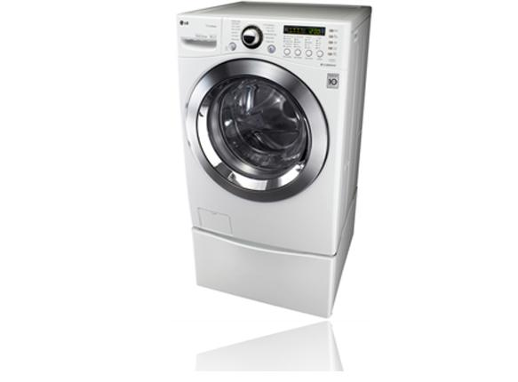 Lg Wm3360hvca 27 Quot Front Load Washer With 3 9 Cu Ft