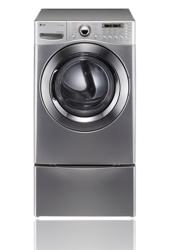 Brand: LG, Model: DLGX3361V, Color: Graphite Steel