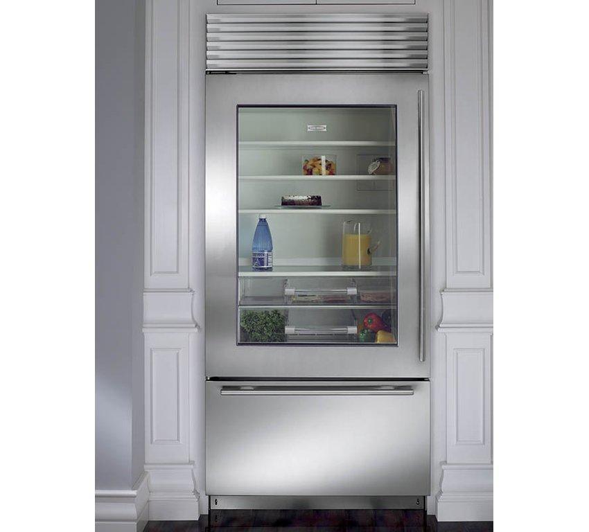 Bi36ug Sub Zero Bi36ug Bottom Freezer Refrigerators
