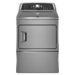 Brand: MAYTAG, Model: MGDX600XW, Color: Liquid Silver