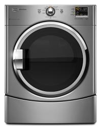 Brand: MAYTAG, Model: MGDE250XL, Color: Silver