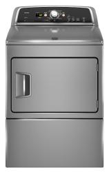 Brand: MAYTAG, Model: MEDX600XL, Color: Liquid Silver
