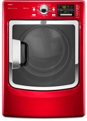 Brand: Maytag, Model: MGD7000XW, Color: Crimson