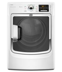 Brand: MAYTAG, Model: MED7000XW, Color: White