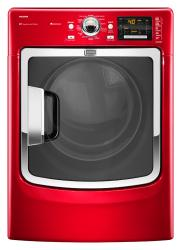 Brand: MAYTAG, Model: MED7000XW, Color: Crimson