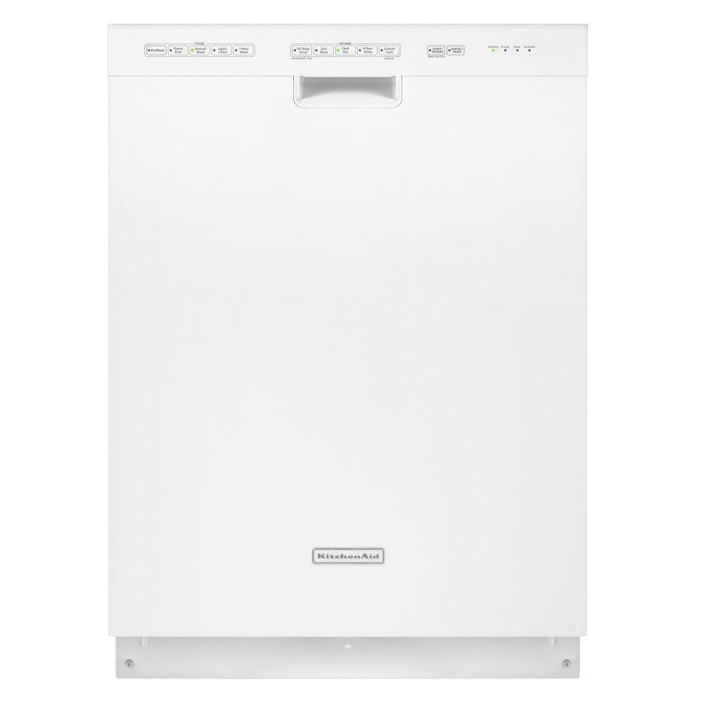 Kitchenaid Whisper Quiet Dishwasher: Kitchenaid Kude20ixss