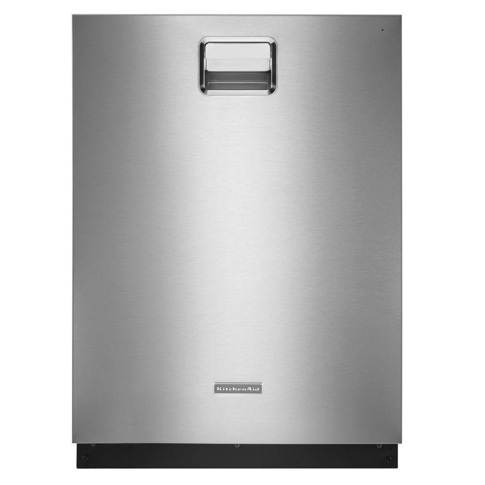 Kude60hxss kitchenaid kude60hxss superba series - Control lock on kitchenaid dishwasher ...