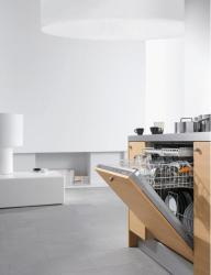 Brand: MIELE, Model: G1181SCVI, Style: Fully Integrated Dishwasher