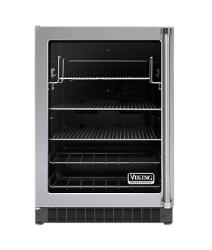 Brand: Viking, Model: VUAR1441FR, Style: Black Interior, Clear Glass, Left Hinge